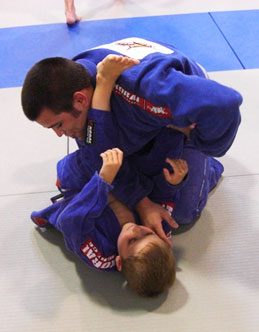 Brazilian Jiu-Jitsu Kids Classes