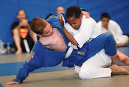 Brazilian Jiu-Jitsu Kids Classes, Kids Martial Arts Sherbrooke