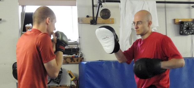 Sherbrooke Kickboxing Classes