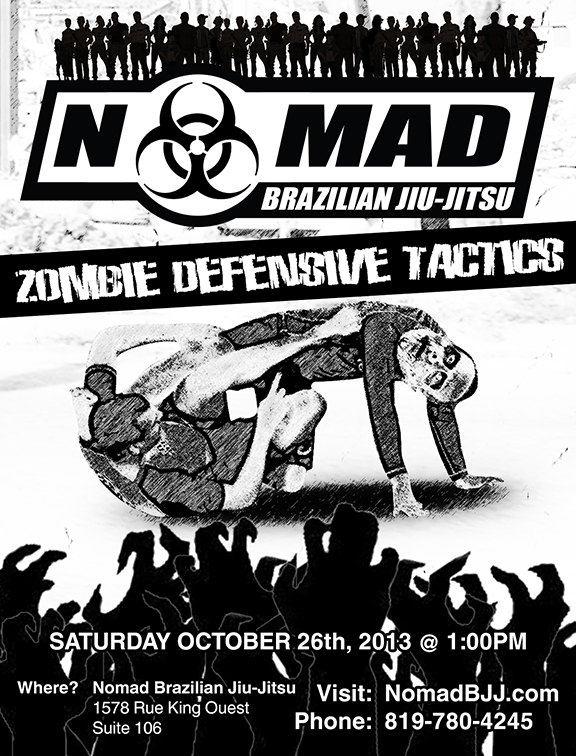 Zombie Defensive Tactics