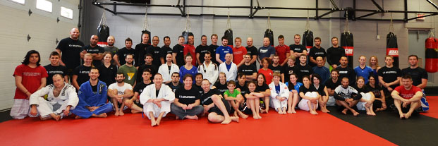 Harris International MMA Camp