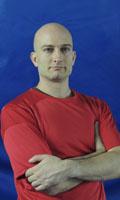 Christian Labbé -Nomad BJJ Kickboxing Instructor