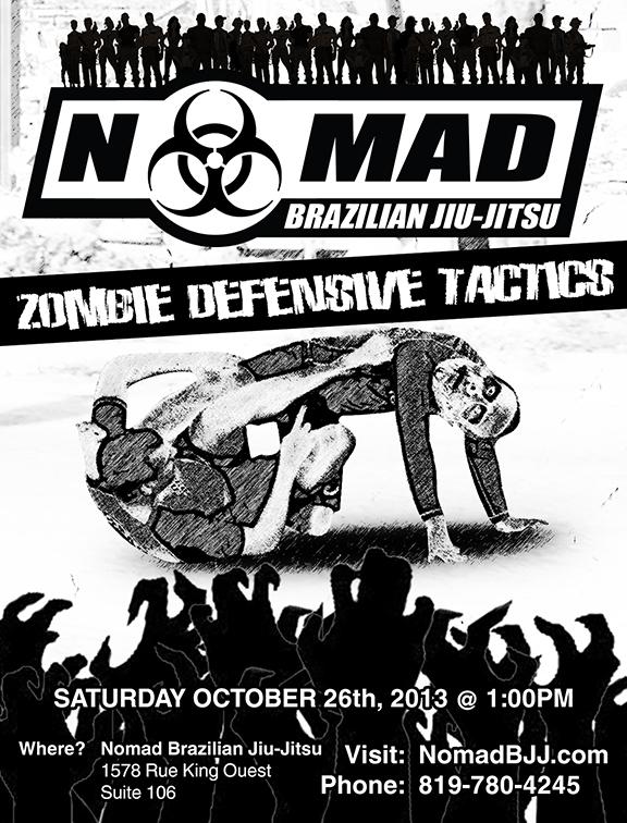 Zombie Defensive Tactics